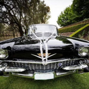 Adelaide Black Cadillac For Wedding Hire