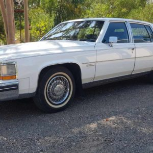 Cadillac For Hire