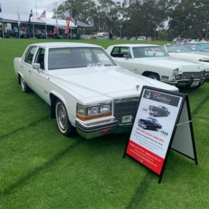 Adelaide Cadillacs For Hire